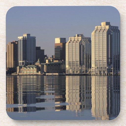 NA, Canadá, Nueva Escocia, Halifax. Halifax Posavasos De Bebidas
