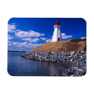 NA, Canadá, Nuevo Brunswick, isla de Campabello Iman Flexible