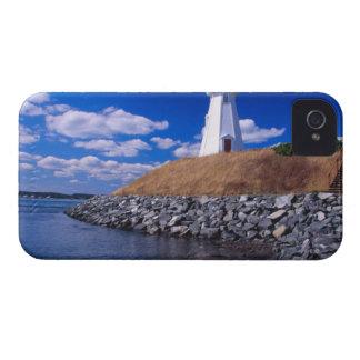 NA, Canadá, Nuevo Brunswick, isla de Campabello iPhone 4 Cárcasas