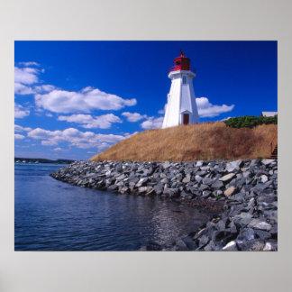 NA, Canadá, Nuevo Brunswick, isla de Campabello Póster