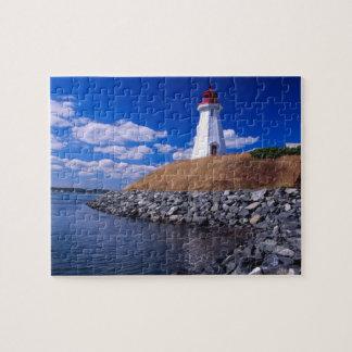 NA, Canadá, Nuevo Brunswick, isla de Campabello Puzzle Con Fotos