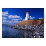 NA, Canadá, Nuevo Brunswick, isla de Campabello Tarjeta De Felicitación