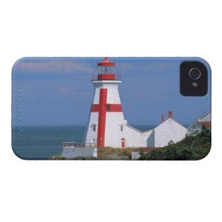 NA, Canadá, Nuevo Brunswick, isla de Campobello iPhone 4 Case-Mate Cárcasas