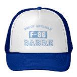 NA F-86 SABRE - AZUL GORROS
