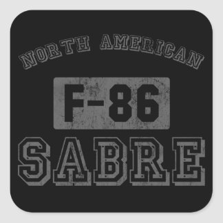 NA F-86 Sabre Stickers