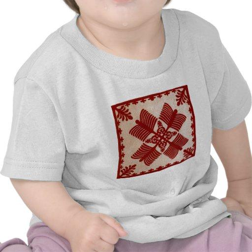 Na Kalaunu yo Na Kāhili, edredón Camisetas