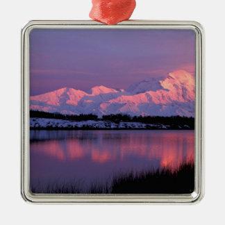 NA, los E.E.U.U., Alaska, Denali NP, el monte McKi Ornamentos De Reyes
