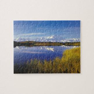 NA los E E U U Alaska Denali NP el monte McKin Puzzles Con Fotos