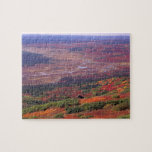 NA, los E.E.U.U., Alaska, Denali NP, opinión McKin Puzzles Con Fotos