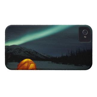 NA, los E.E.U.U., Alaska, gama de los arroyos. Case-Mate iPhone 4 Funda