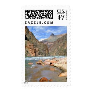 NA, los E.E.U.U., Arizona. Parque nacional del Sello Postal