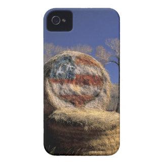 NA, los E.E.U.U., Colorado, Gunnison. Rollo patrió iPhone 4 Cárcasas