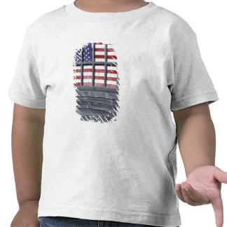 NA, los E.E.U.U., Maine, isla de Georgetown. Camisetas