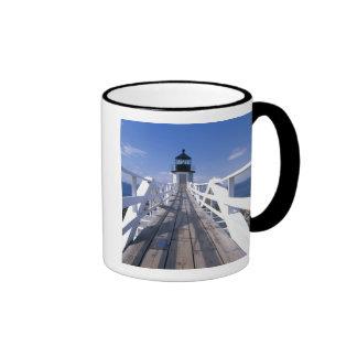 NA, los E.E.U.U., Maine, puerto Clyde.  Punto 2 de Taza De Café