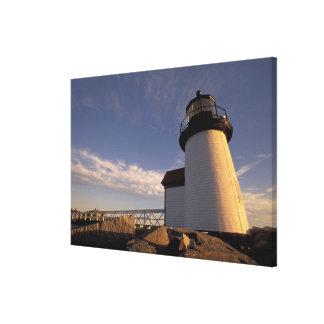 NA, los E.E.U.U., Massachusetts, isla de Nantucket Impresiones En Lona
