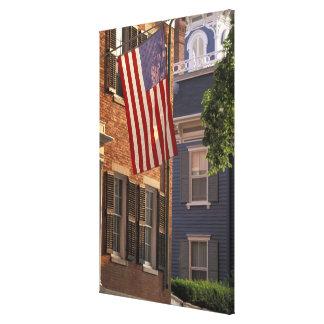 NA, los E.E.U.U., Massachusetts, isla de Nantucket Impresión En Lona