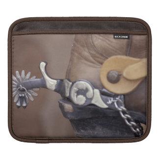 NA, los E.E.U.U., Tejas, bota de vaquero de Lubboc Funda Para iPads