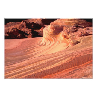 NA los E E U U Utah acantilados bermellones M Impresión Fotográfica