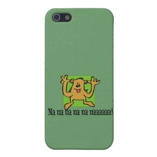 Na Na Bear iPhone 5 Cases