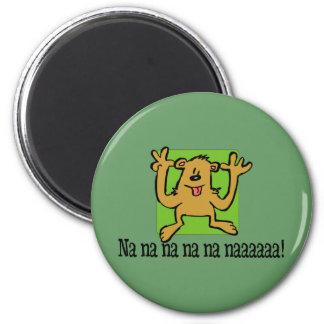 Na Na Bear Magnet