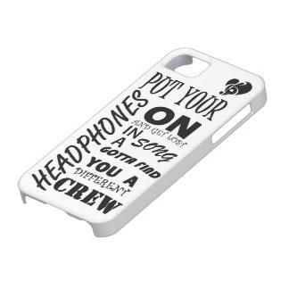 Na Na Na iPhone 5 Covers