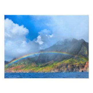 Na Pali Coast - Kauai, Hawaii Photo Print