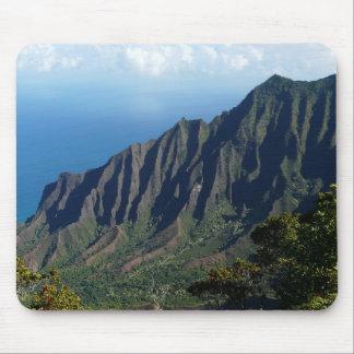Na Pali Coast on Kauai mousepad