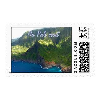 Na Pali del sello de Kauai