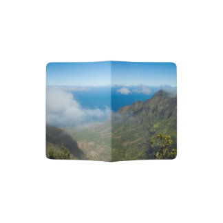 Na Pali From Kokee Passport Holder