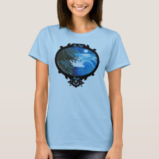 """Na Pali Moon"" Na Pali Coast 2/centered better T-Shirt"
