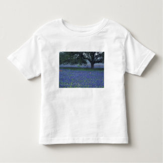 NA, Texas, Devine, Oak and blue bonnets Toddler T-shirt