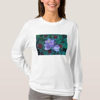 NA, USA, Alaska, Aleutian Islands, Wildflowers 2 T-Shirt