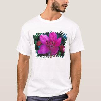 NA, USA, Alaska, Aleutian Islands, Wildflowers T-Shirt