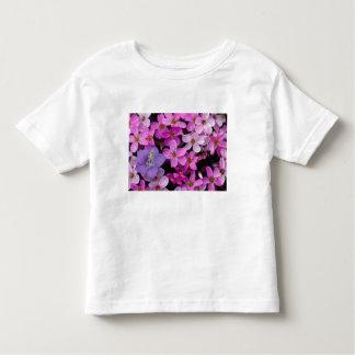 NA, USA, Alaska, Aleutian Islands, Wildflowers Toddler T-shirt