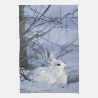 NA, USA, Alaska. Arctic National Wildlife Towel