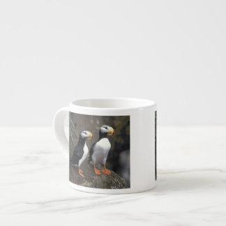 NA, USA, Alaska, Bering Sea, Pribilofs, St. 2 Espresso Cup