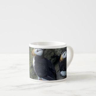 NA, USA, Alaska, Bering Sea, Pribilofs, St. Espresso Cup