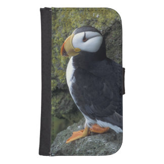 NA, USA, Alaska, Bering Sea, Pribilofs, St. Galaxy S4 Wallet Cases