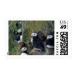 NA, USA, Alaska, Bering Sea, Pribilofs, St. Postage Stamp