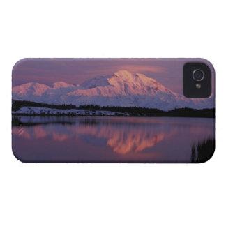 NA, USA, Alaska. Denali National Park. Mt iPhone 4 Case-Mate Cases