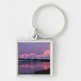 NA, USA, Alaska, Denali NP, Mt. McKinley, Keychain