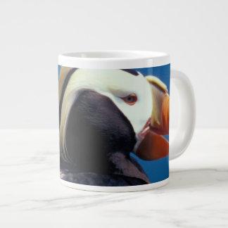 NA, USA, Alaska, Pribilof Islands, St. Paul Giant Coffee Mug