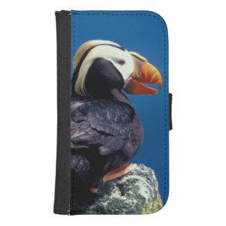NA, USA, Alaska, Pribilof Islands, St. Paul Galaxy S4 Wallets