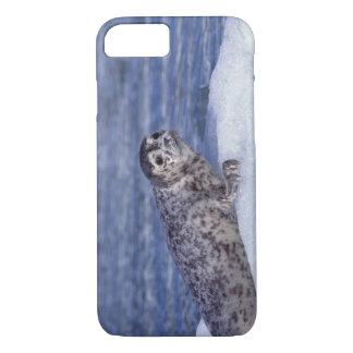 NA, USA, Alaska, Southeast Alaska, Le Conte iPhone 7 Case