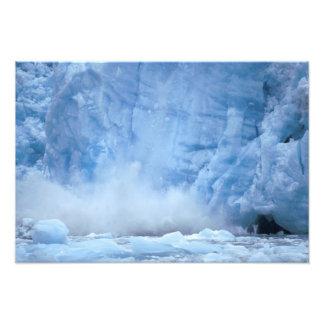 NA, USA, Alaska, Southeast Alaska, Tracy Arm, Photo Art