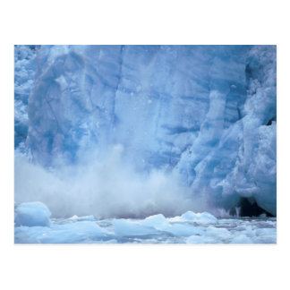 NA, USA, Alaska, Southeast Alaska, Tracy Arm, Post Card