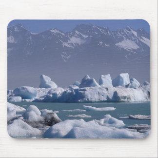 NA, USA, Alaska, St. Elias Range, Alsek River, Mouse Pad