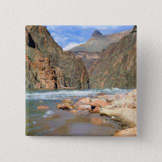 NA, USA, Arizona. Grand Canyon National Park. 2 Pinback Button