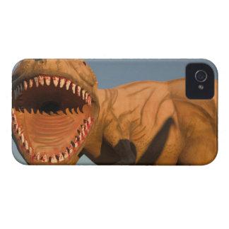 NA, USA, Arizona, Holbrook Dinosaur Park, detail iPhone 4 Cover
