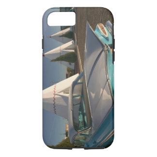 NA, USA, Arizona, Holbrook Route 66, Wigwam 2 iPhone 7 Case